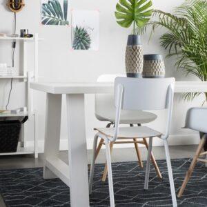 белые кухонные столы