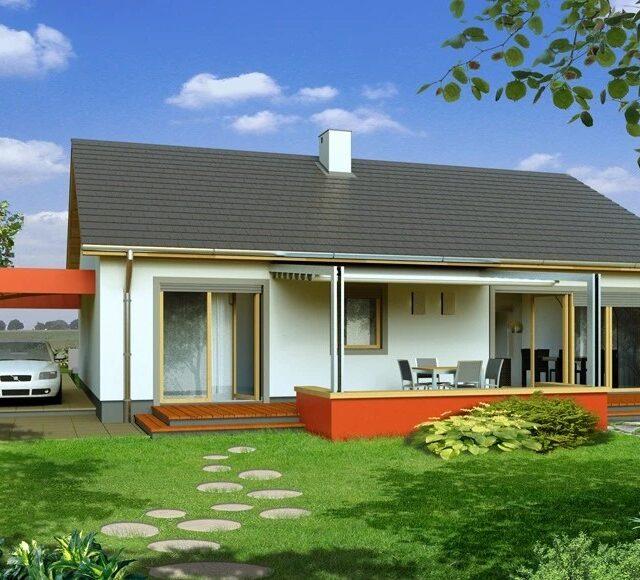 одноэтажный дом преимущества