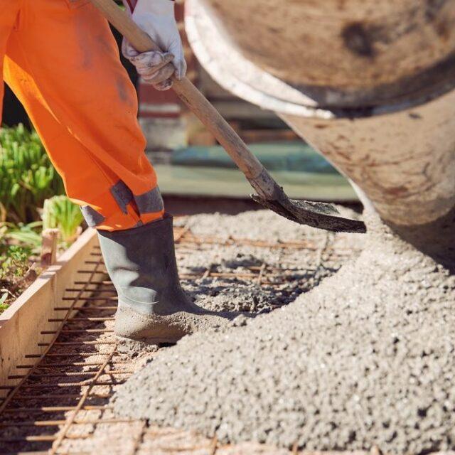 бетон с доставкой