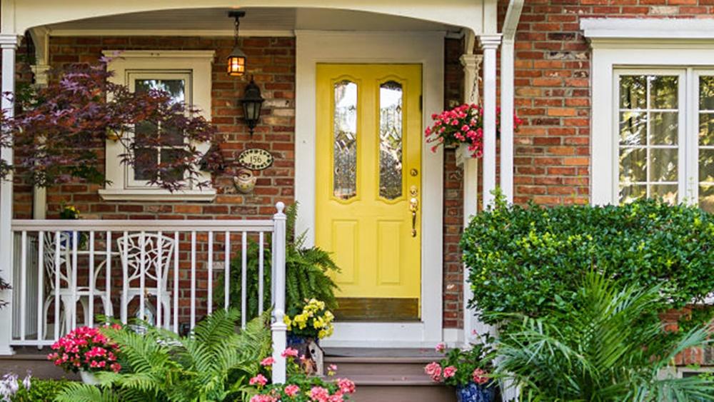 теплоизоляция входной двери дома