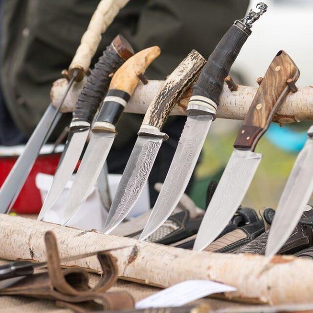 ножи для ремесленных работ