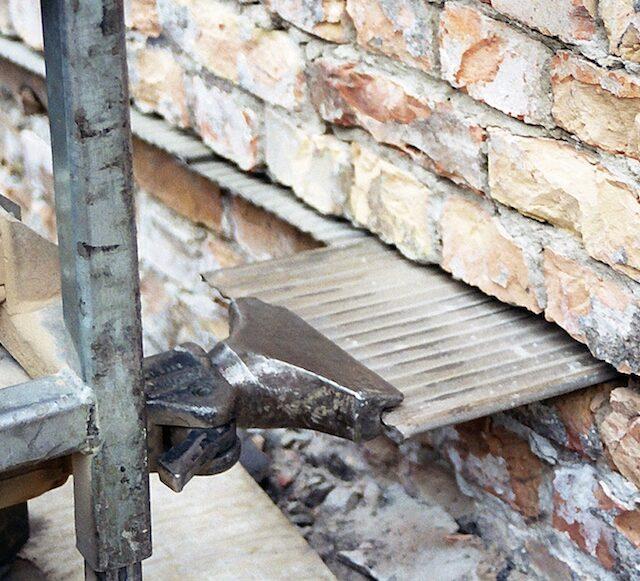 старые фундаменты для строительства новых домов