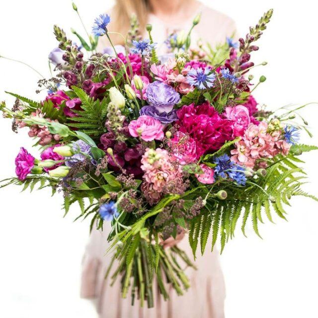 заказ цветов в России My-present.ru